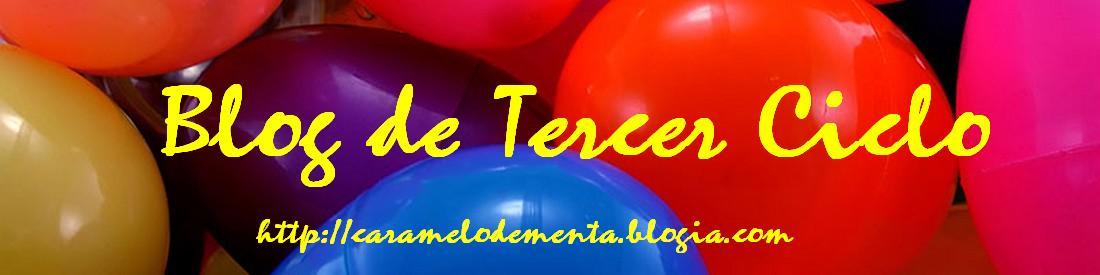 Blog de Tercer Ciclo. (PDI. AulaTIC)